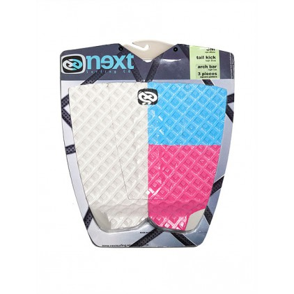 NEXT GRIP 3 PIEZAS SQUARE BLUE