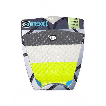 NEXT GRIP 3 PIEZAS MULTI MODEL LIME