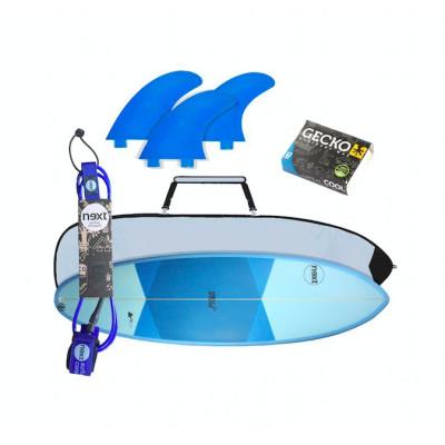 PACK INICIACIÓN AL SURF ( tabla de surf y accesorios )