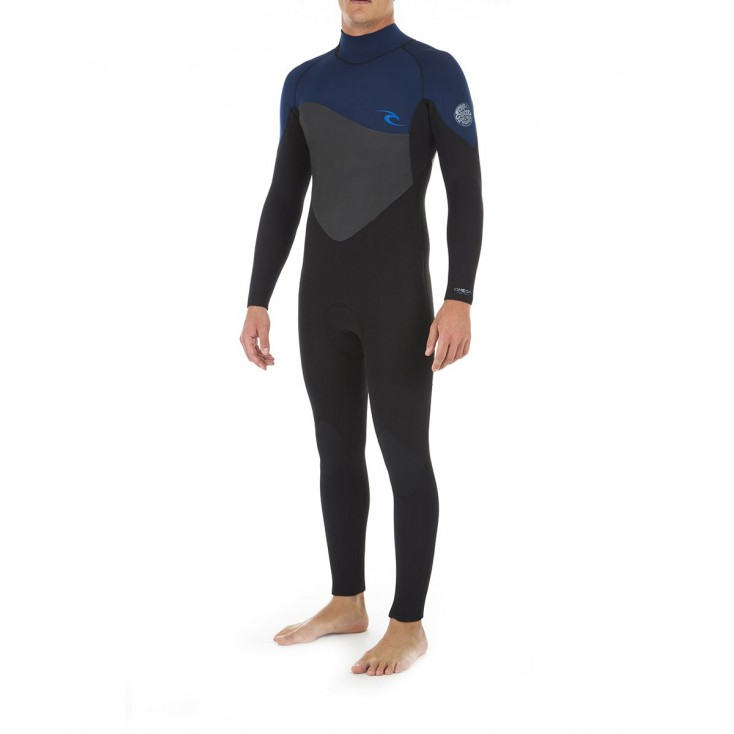 RIP CURL NEOPRENO 5/3 OMEGA BACK ZIP GB
