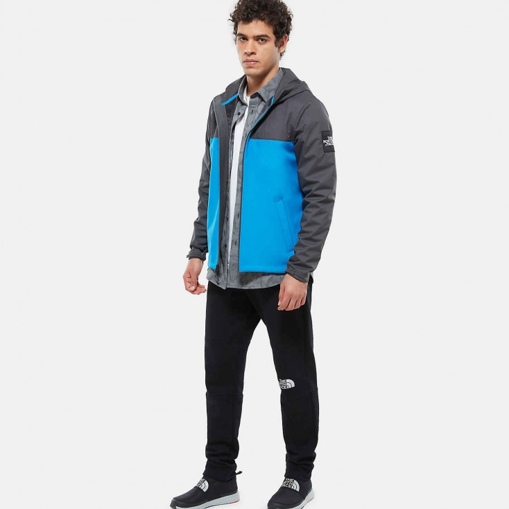 THE NORTH FACE CHAQUETA SOFTSHELL WEST PEAK BLUE
