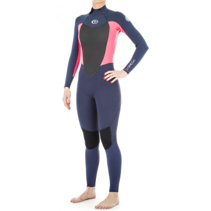 RIP CURL NEOPRENO 5/3 OMEGA GB BACK ZIP