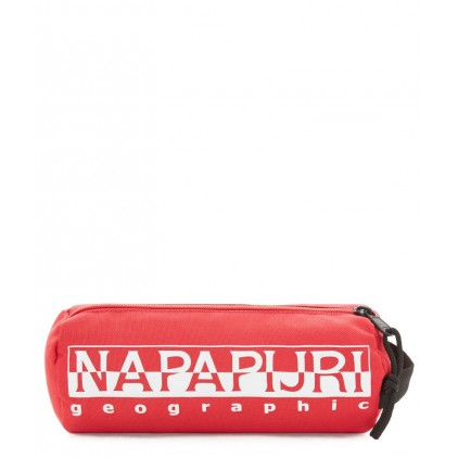NAPAPIJRI ESTUCHE HAPPY POP RED
