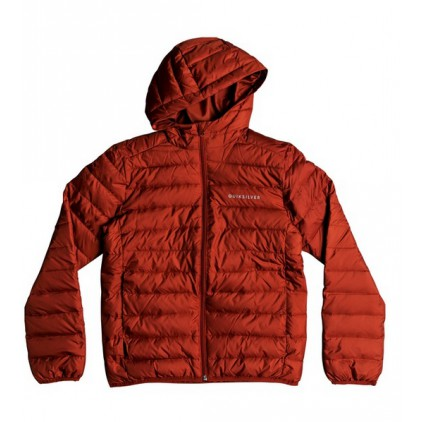 QUIKSILVER CHAQUETA SCALY BARN RED