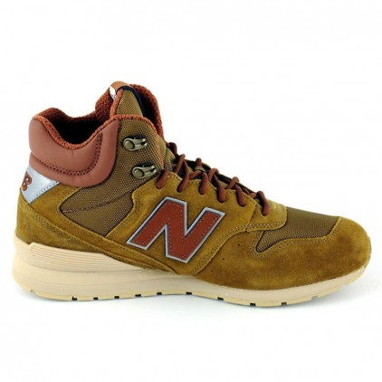 NEW BALANCE ZAPAS 996 MARRON