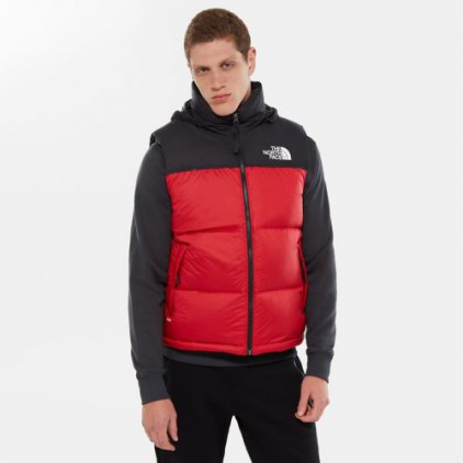 THE NORTH FACE CHALECO M 1996 TRO NPSE RED