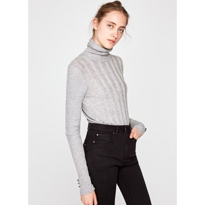 PEPE JEANS JERSEY LUPE GREY MARL