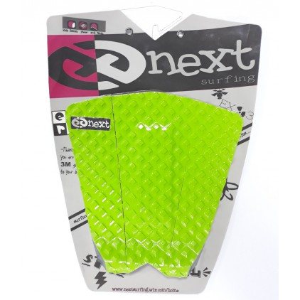 NEXT GRIP 3 PIEZAS GREEN GREY