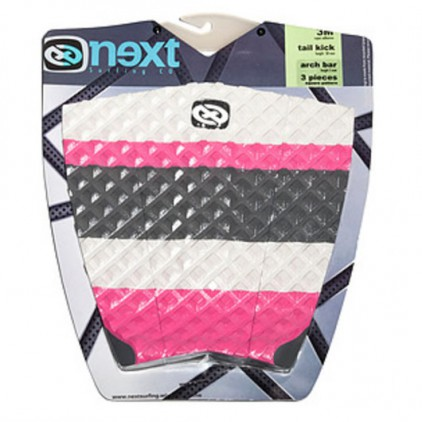 NEXT GRIP 3 PIEZAS PINK GREY