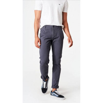 DOCKERS PANTALON SMART 360 FLEX ALPHA SKINNY OMBRE BLUE