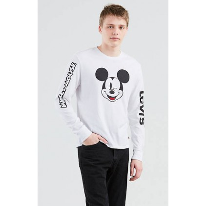 LEVIS CAMISETA MICKEY MOUSE LS GRAPHIC