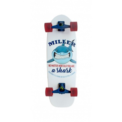 MILLER SURFSKATE SHARK 31.5""