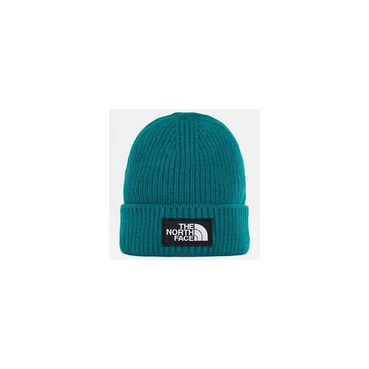 THE NORTH FACE GORRO TNF LOGOBOX EVERGLADE