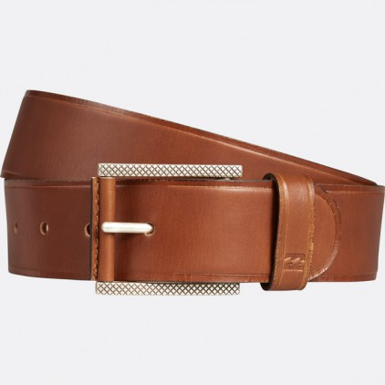 BILLABONG CINTURON CURVA BELT TAN