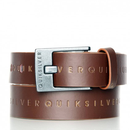 QUIKSILVER CINTURON EDGE BROWN