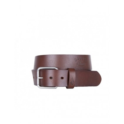 VOLCOM CINTURON STONE ARMY BELT BROWN