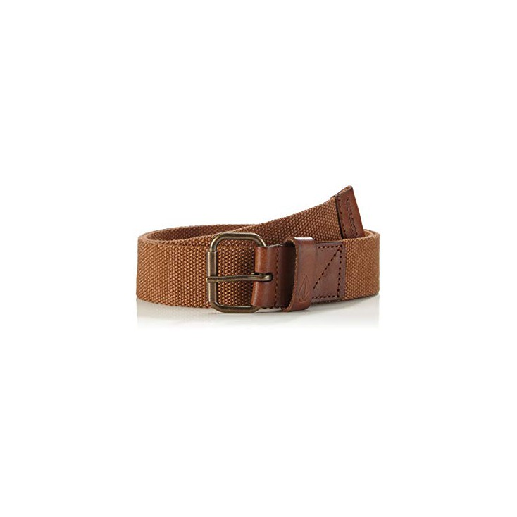 VOLCOM CINTURON BACKCOUNTRY BELT MOC