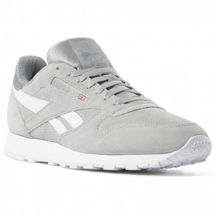 REEBOK ZAPAS CLASSIC LEATHER TRUE GREY
