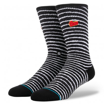 STANCE CALCETINES BLACK STAR BLACK