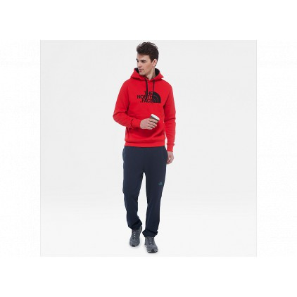 THE NORTH FACE SUDADERA M DREW PEAK PUL HOOD TNF RED