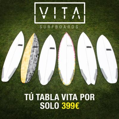 Tabla de surf Vita