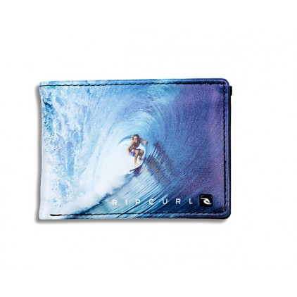 RIP CURL CARTERA CAPTURE PU SLIM BLUE