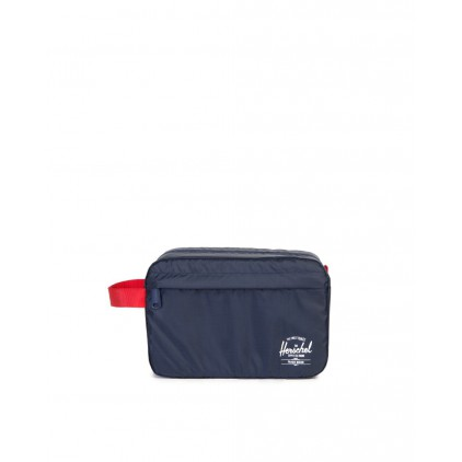 HERSCHEL NECESER PLEGABLE NAVY/RED
