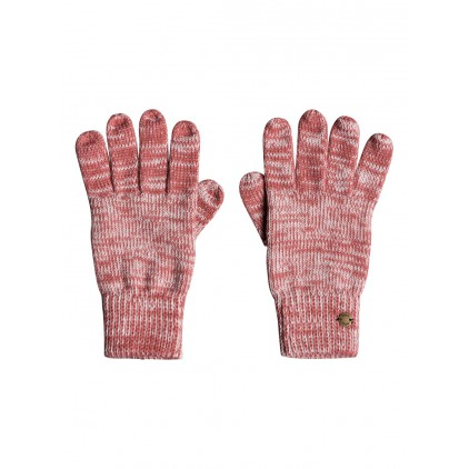 ROXY GUANTES LET IT SNOW WINTHERED ROSE