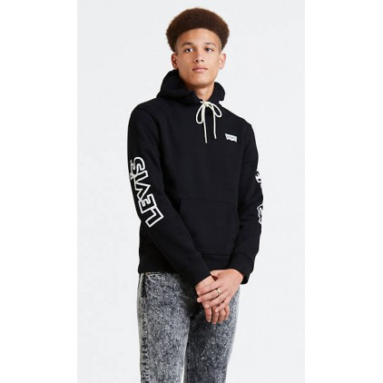 LEVIS SUDADERA MICKEY MOUSE GRAPHIC BLACK