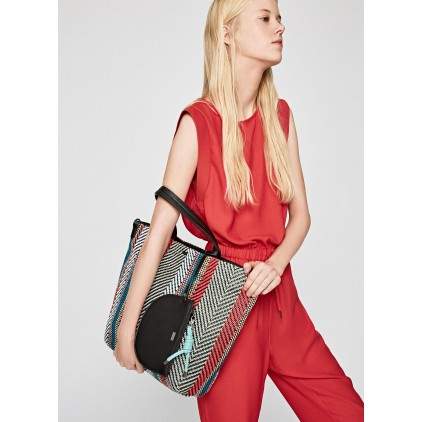 PEPE JEANS BOLSO PENNY BLUE CORAL