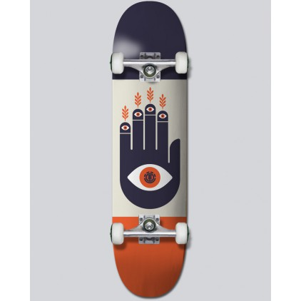 ELEMENT SKATEBOARD 7'75'' WOKE