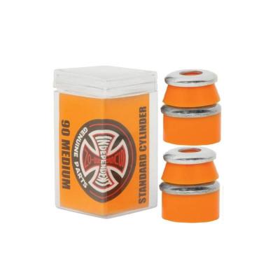 Independent Standard Almohadillas Pack de 4 (Naranja)
