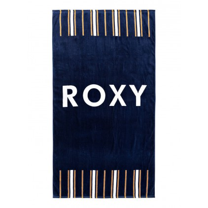 ROXY TOALLA HAZY MIX MEDIEVAL BLUE