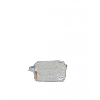 HERSCHEL NECESER CHAPTER CARRY ON LIGHT GREY