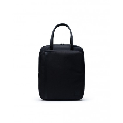 HERSCHEL MOCHILA TRAVEL TOTE BLACK