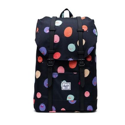 HERSCHEL MOCHILA RETREAT YOUTH POLKA PEOPLE