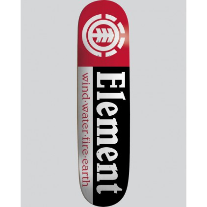 "ELEMENT TABLA SKATE 7.7"" SECTION ASSORTED"