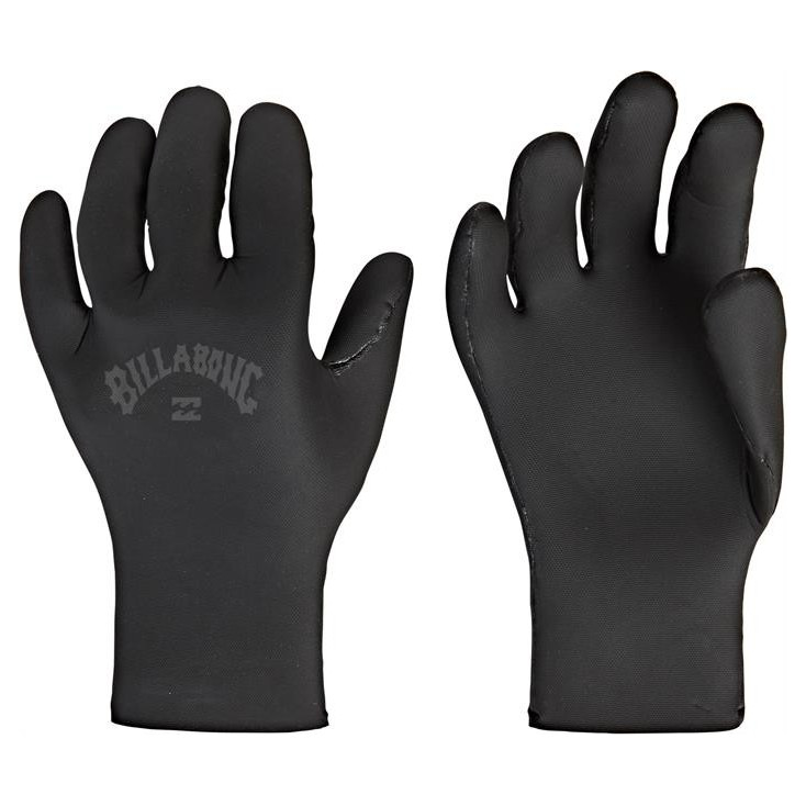 BILLABONG GUANTES 2MM FURNACE ABSOLUTE 5 FINGERS BLACK