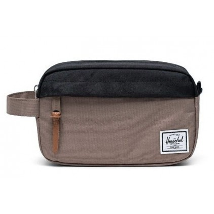 HERSCHEL NECESER CHAPTER CARRY ON PINE BARK/BLACK