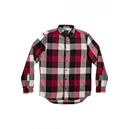 QUIKSILVER CAMISA MOTHERFLY  FLANNEL RQK1