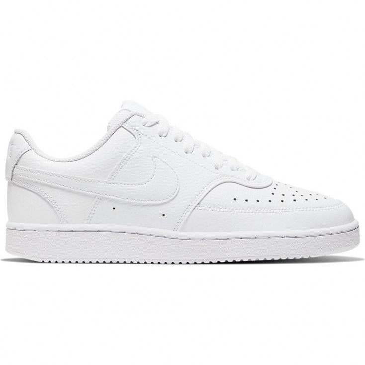 NIKE ZAPAS COURT VISION LOW WHITE