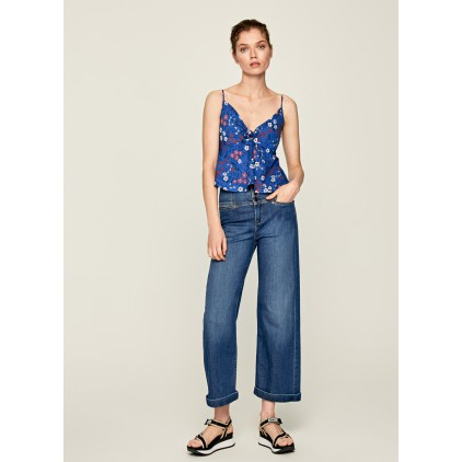 PEPE JEANS  TOP MARIAH MULTI