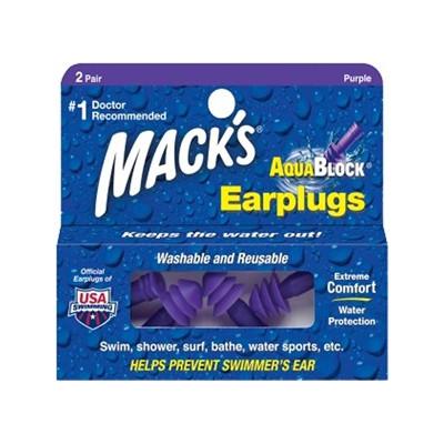 Surf ears MACKS TAPONES PURPLE