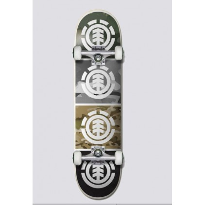ELEMENT SKATE CAMO QUADRANT 8'