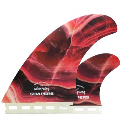 SHAPERS QUILLAS SURF TWIN FUTURE ASHER PACEY 5.79''