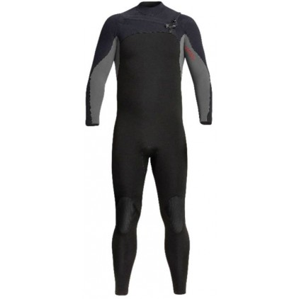 Neopreno de surf invierno Xcel 4/3MM Phoenix Black/Graphite