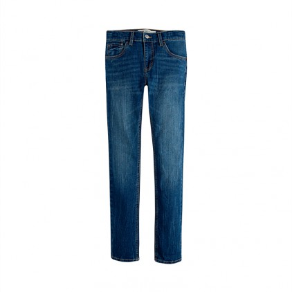 LEVIS PANTALON BOY 510 SKINNY STRETCH AEROSMITH