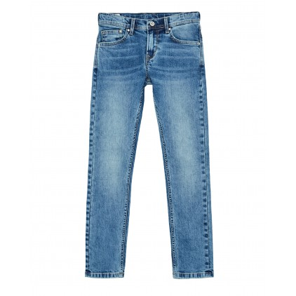 PEPE JEANS PANTALON SKINNY FIT LOW FINLY
