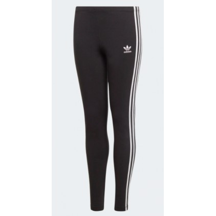 ADIDAS PANTALON NIÑA 3 STRIPES BLACK