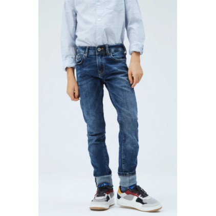 Pepe Jeans Pantalon Skinny Fit Low Waist Denim